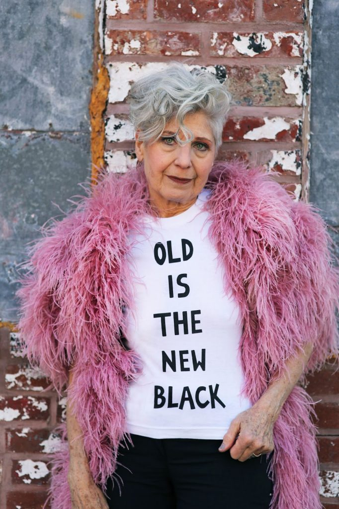 Old Is The New Black - Advanced Style