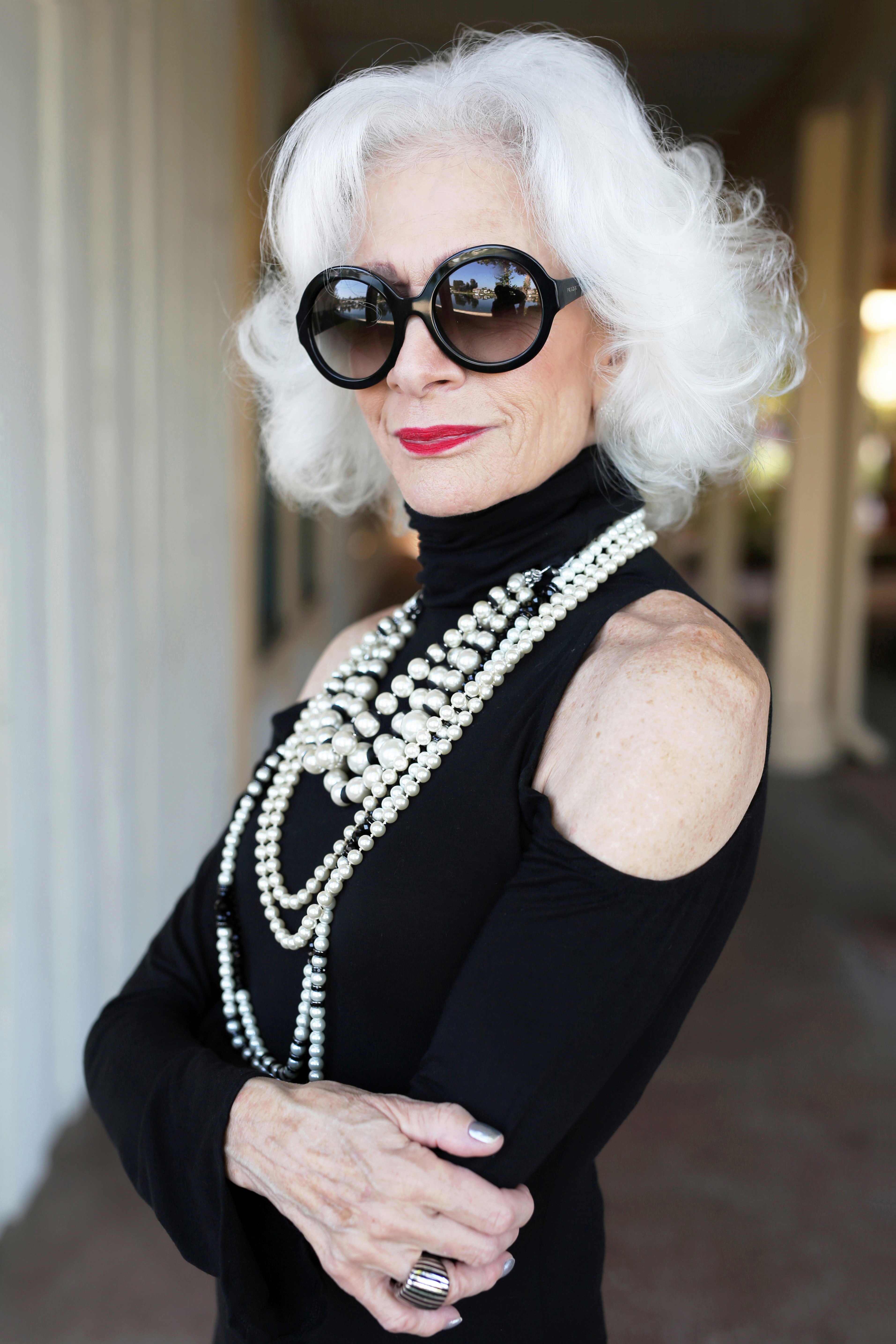 These Ladies Will Inspire You To Let Your Hair Go Grey