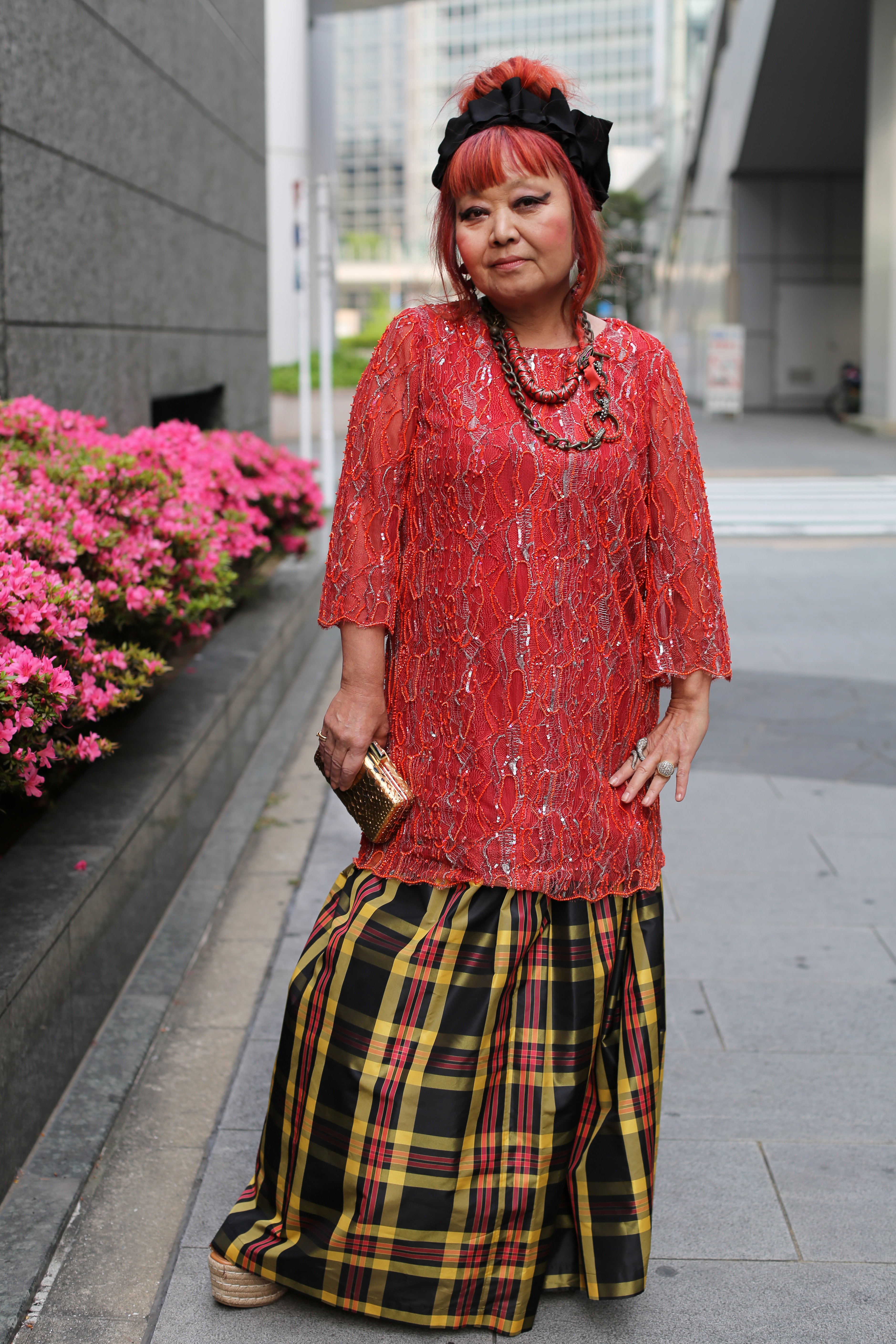 Holiday Outfit Inspiration Advanced Style