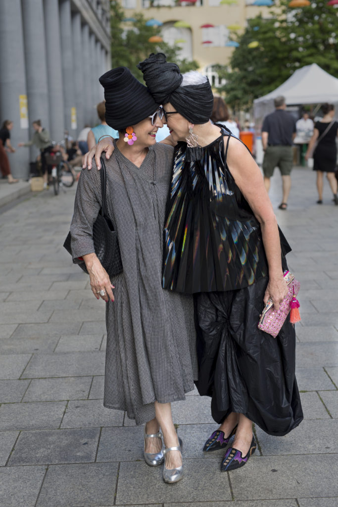 Berlin Besties - Advanced Style