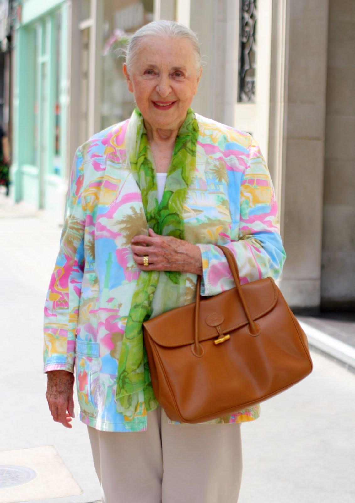 Осенняя Одежда Для Полных Пенсионерок