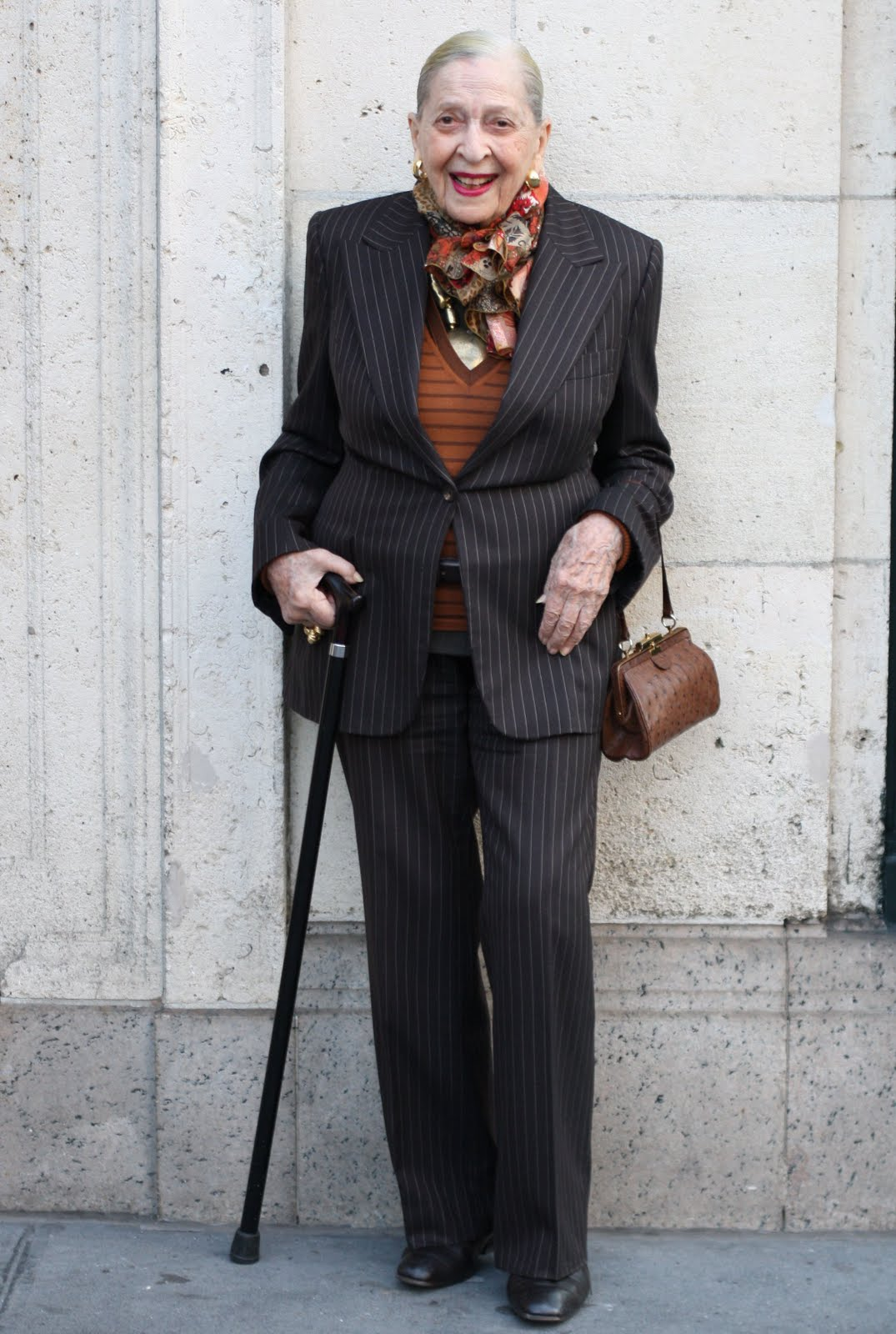 The Top Ten Ways to Stay Stylish and Look Great at 98 ...