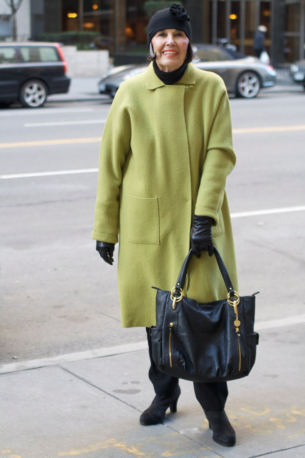 A Serendipitous Meeting - Advanced Style