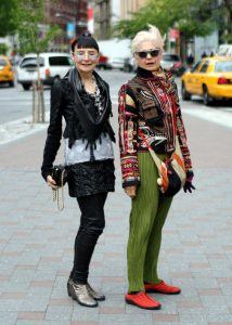 Women of a certain age on Pinterest   Advanced Style