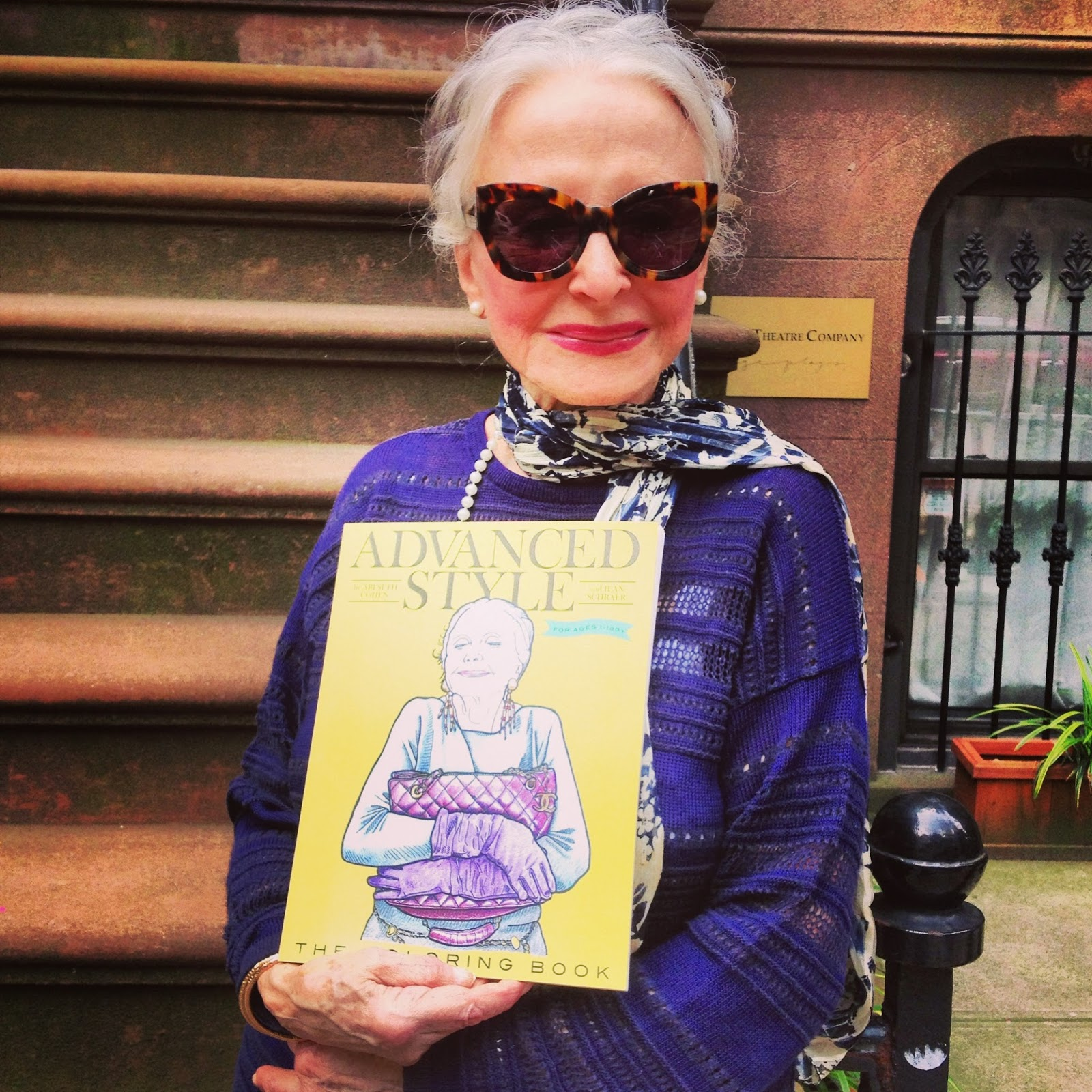 Joyce Carpati, The 80-year-old Cover Star of The Advanced Style ...