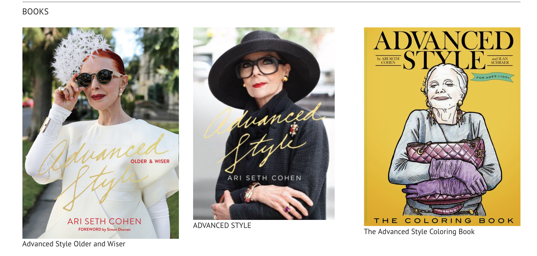 Advanced Style Gift Guide - Advanced Style