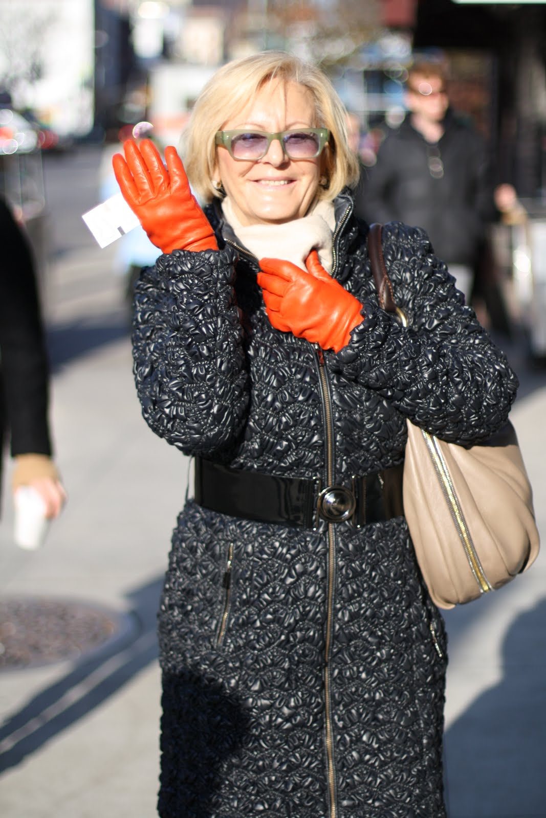 A Pair Of Good Gloves Advanced Style
