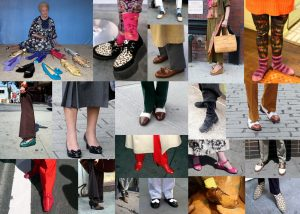 shoe-collage